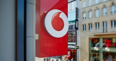 Vodafone: Some customers are permanently 1 GB free