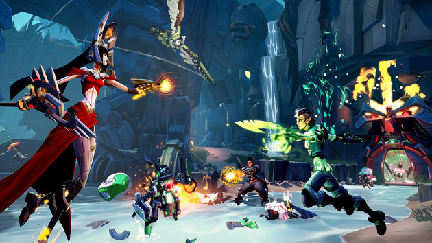 Battleborn: Multiplayer is free with free-to-play version