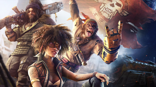 Ubisoft: Beyond Good & amp; Evil 2, a pirate game and known