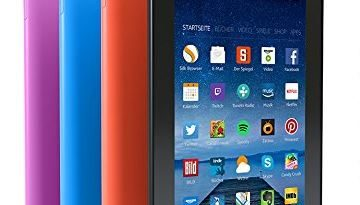 Amazon Fire Tablet with 7 inch at a price of 39.99 euros