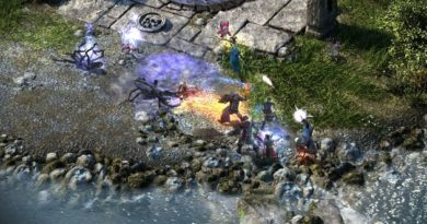 Porting: Pillars of Eternity for consoles, cities for PS4