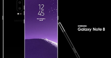 Galaxy Note 8: Pen-Phablet will cost just under 1000 euros