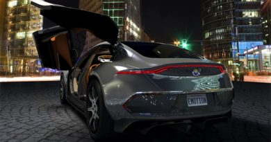 The price of the electric vehicle Fisker EMotion premium will range from $130,000