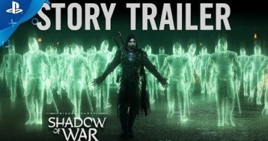 Middle-earth: Shadow of War - Story Trailer   PS4