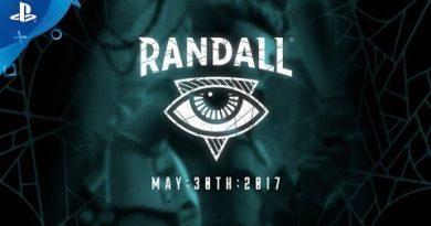 Randall - Launch Announcement Trailer | PS4