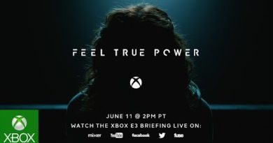 Xbox E3 2017 – Feel True Power: Dilate