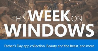 This Week on Windows: Beauty and the Beast, Yooka-Laylee, Organizing Your Start Menu