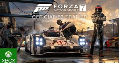 Forza Motorsport 7 - E3 2017 - 4K Announce Trailer