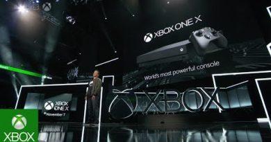 Xbox E3 Briefing 2017 in under 3 minutes - 4K trailer