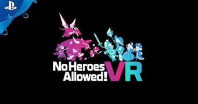 No Heroes Allowed! - PlayStation VR Announce Trailer | E3 2017