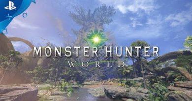 Monster Hunter: World - PS4 Announcement Trailer | E3 2017
