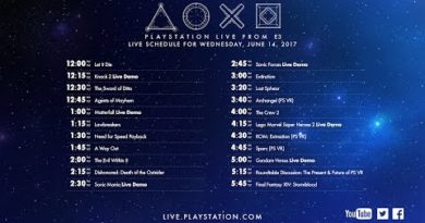 PlayStation® Live From E3 2017 | Day 2