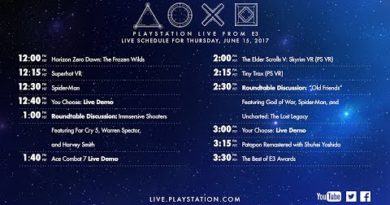 PlayStation® Live From E3 2017 | Day 3