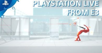 SUPERHOT - PS VR Preview | E3 2017