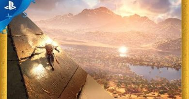 Assassin's Creed Origins - Ancient Egypt PS4 Trailer | E3 2017