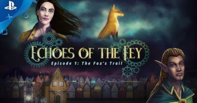 Echoes of the Fey: The Fox's Trail – Teaser Trailer   PS4