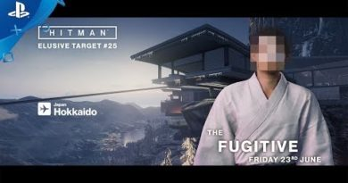 HITMAN - Elusive Targets - The Fugitive | PS4