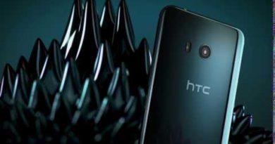 HTC U11: Brilliant Black
