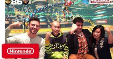 ARMS Master Class w/ Mr. Yabuki – Nintendo Minute