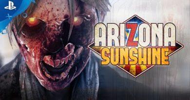 Arizona Sunshine - Launch Trailer   PSVR