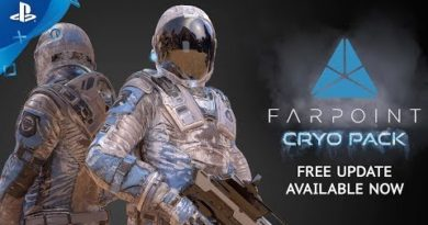 Farpoint - Cryo Pack DLC Trailer | PS4