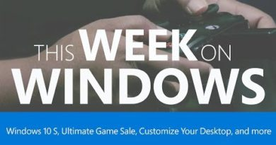 This Week on Windows: Ultimate Game Sale, Windows 10 S, and Fate of the Furious