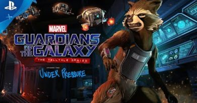 Marvel's Guardians of the Galaxy: The Telltale Series – Episode Two Trailer | PS4