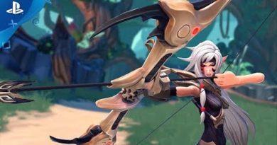 Battleborn - Free Multiplayer Trial Trailer   PS4