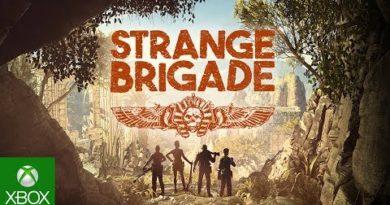 Strange Brigade Global Announce Trailer | Xbox One
