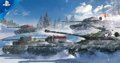 World of Tanks - Enter The Crimson Knights | PS4