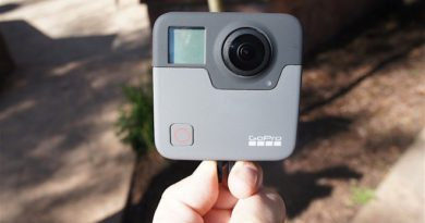 GoPro Fusion: first images of action cam 5,2K to 360 °