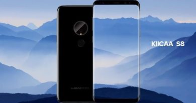 Kiicaa S8: A clone of the Galaxy S8 in much cheaper, it tempts you?