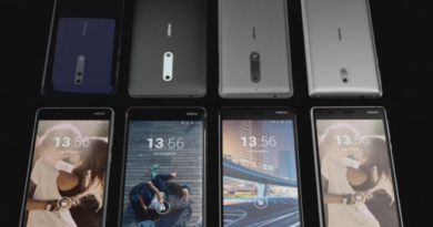 Nokia 8 instead of Nokia 9: Launch should be imminent