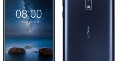 Here is the Nokia 8, the new high-end smartphone from Nokia featuring a dual photo sensor