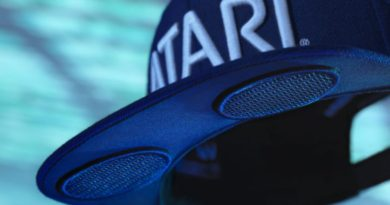We live in the future: Atari brings baseball caps with speakers