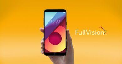 LG Q6: Full Vision 3 - Mirror