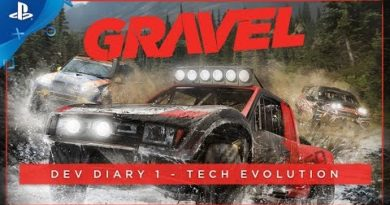 Gravel – Dev Diary #1 – Technical Evolution | PS4