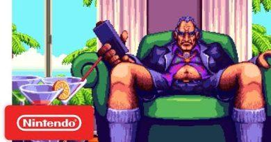 Shakedown: Hawaii - Nintendo Switch & Nintendo 3DS - Full Reveal Trailer