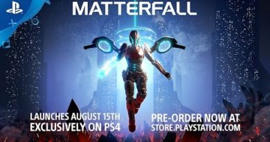 MATTERFALL - Level Playthrough | PS4