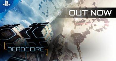DeadCore - Launch Trailer | PS4