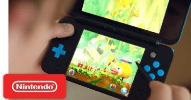 "Nintendo 3DS – Hey! Pikmin ""Hey Helper"" Trailer"