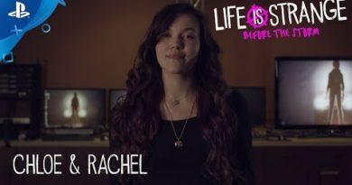 Life is Strange: Before the Storm - Chloe & Rachel | PS4