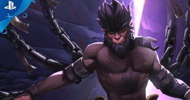 Digital Domain's Monkey King - Trailer | PSVR