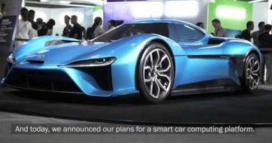 Electric Car Future Tech: 313 km/hour & Autonomous Driving
