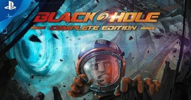 BLACKHOLE: Complete Edition - Announcement Trailer | PS4