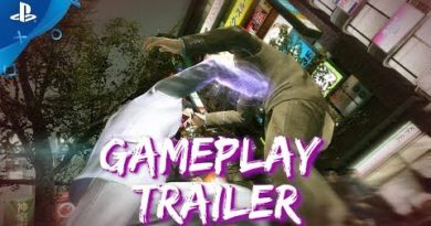 Yakuza Kiwami - Streets of Kamurocho Gameplay   PS4