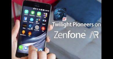Wands (Daydream app) - ZenFone AR   ASUS