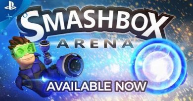 Smashbox Arena – Launch Trailer | PS VR