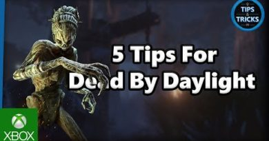 Tips and Tricks - 5 Tips for Dead By Daylight