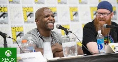 Crackdown 3 - San Diego Comic-Con 2017 Panel
